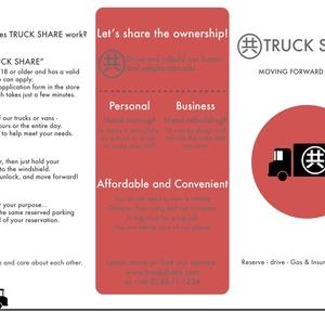 """Truck Share"" Project for the Great Tohoku Earthquake Japan"