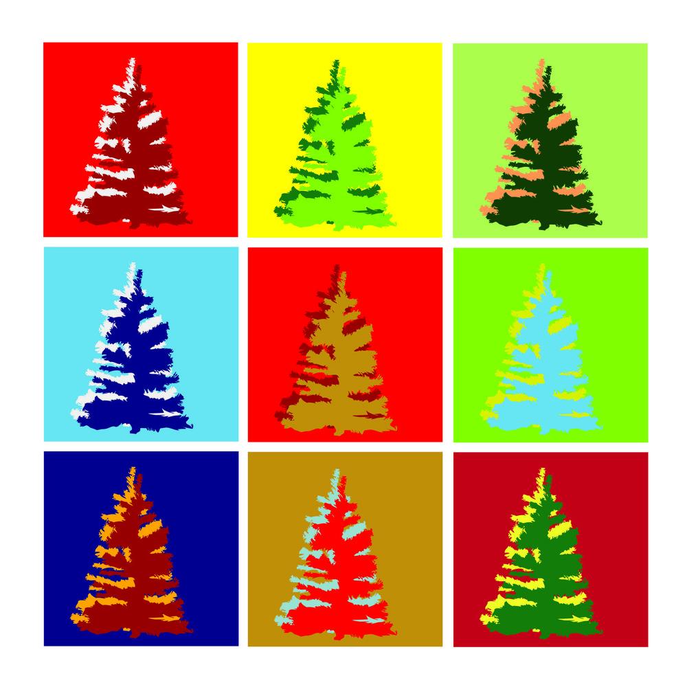 jovoto / Andy Warhol Christmas / Happy New Cards / UNICEF Schweiz