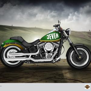 Jever Harley Classic