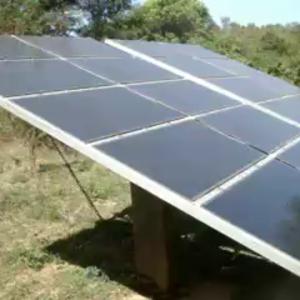 Micro Solar Irrigation