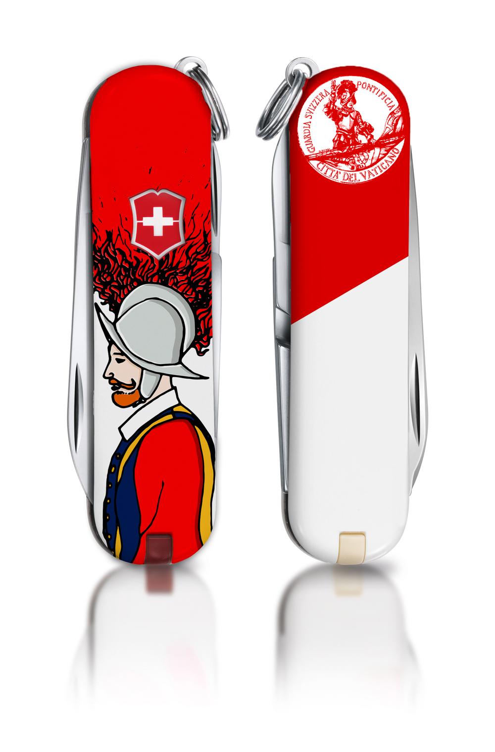 Jovoto Guardia Svizzera Pontificia Your Swiss Army