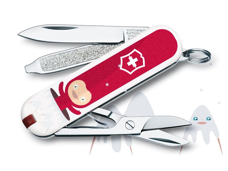 Jovoto Victorini Your Swiss Army Knife 2014 Victorinox