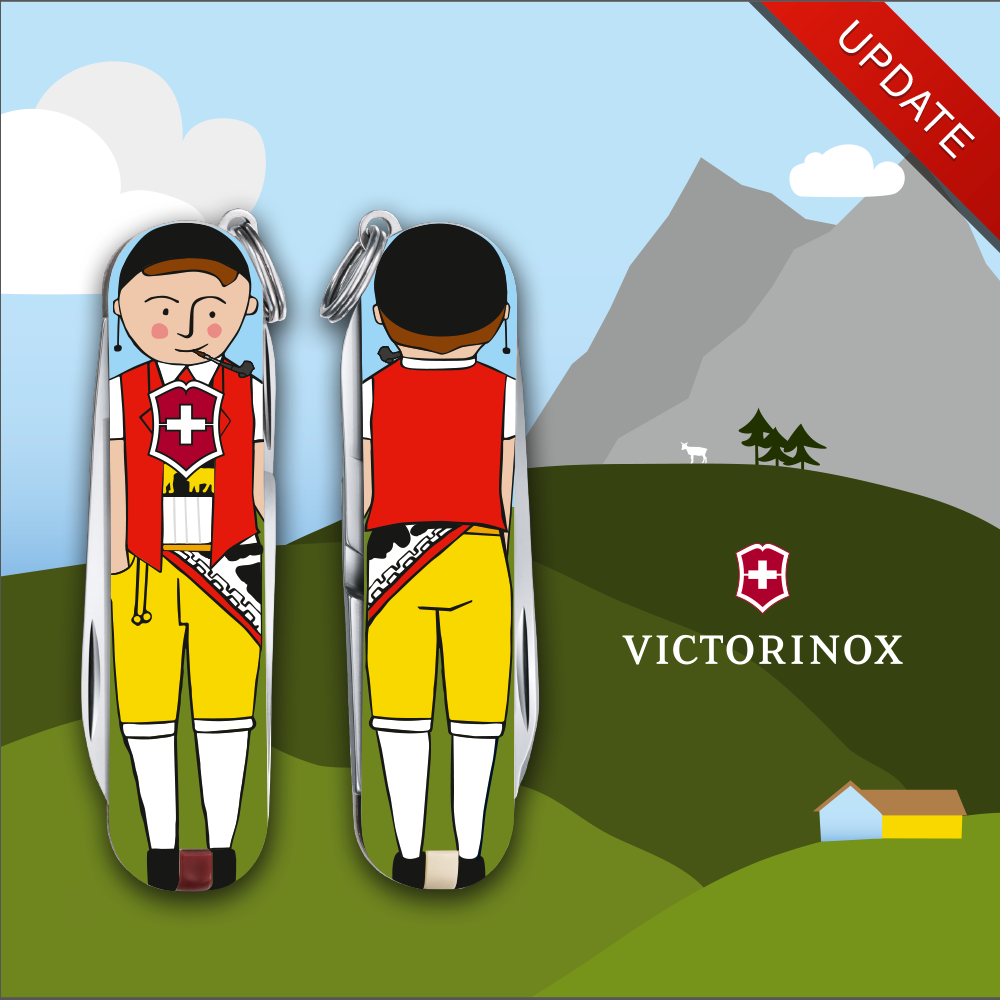 Victorinox 3 bigger
