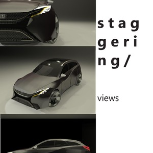 car design/ SUV