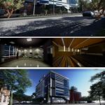 Cooaceded Cartagena Auditorium