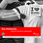 Das Kiezkonto (a district account)