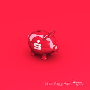 Urban Piggy Bank