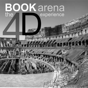 BOOK ARENA - The 4D experience concept