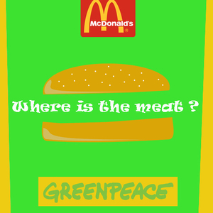 Where is the meat?