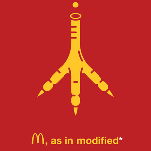 M, as in Modified