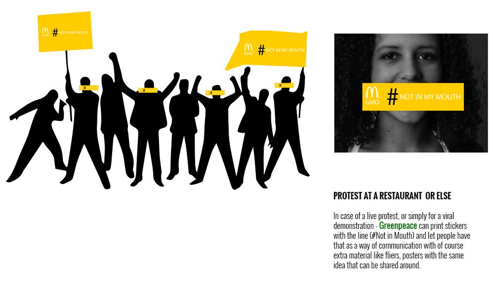 Greenpeace protest bigger