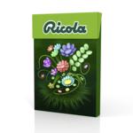 Blooming herbs