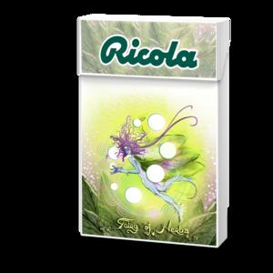 Ricola fairy of herbs