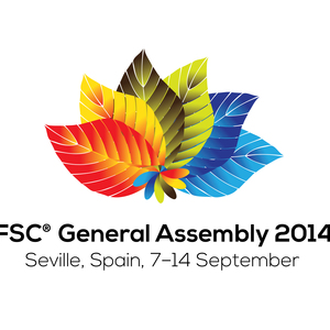 The FSC® General Assembly 2014 Logo & Branding
