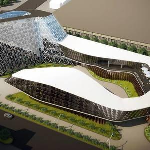 Organic&Parametric Architecture