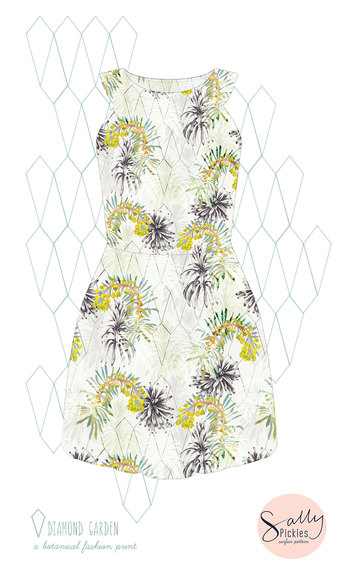 Jovoto botanic dress mockup 2 width340