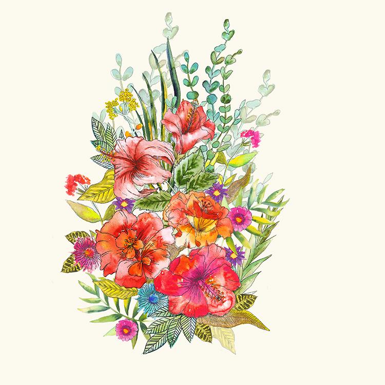 Dfloral hibiscous new bigger