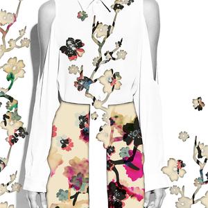 Secret blossoms