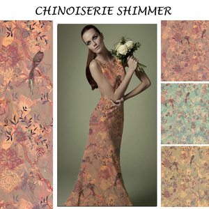 CHINOISERIE SHIMMER