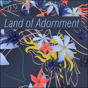 Land of Adornment: A holographic flower experience