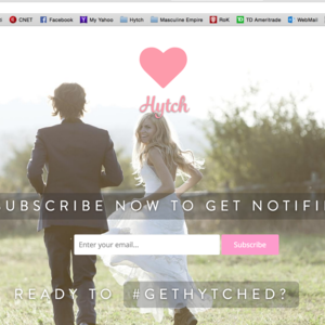 Hytch: Everyone's personal wedding planner
