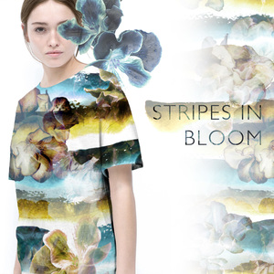 Stripes in Bloom - UPDATED