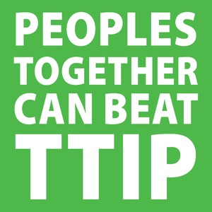 Peoples together can beat TTIP