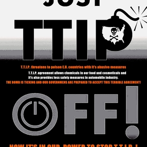JUST   TTIP   OFF!