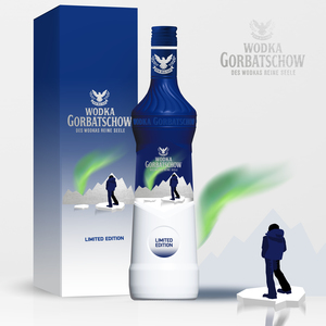 ENJOY THE MOMENTS with  Vodka Gorbatschow