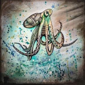 Aquarell ´n´ Canvas