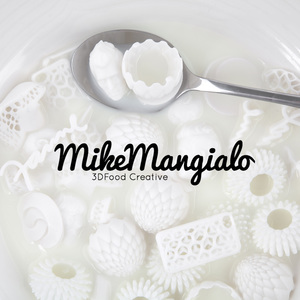 MikeMangialo  / 3DFood Creative