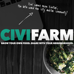CIVIFARM: IoT + App + Social.