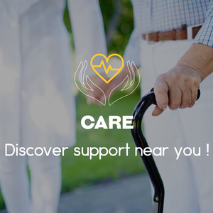 Discover support near you!