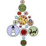 Cheerful fir tree - Updated