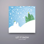 Let it snow - 04 - a set of cards