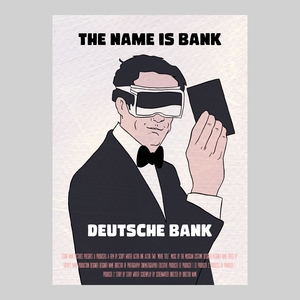 My name is Bank... Deutsche Bank