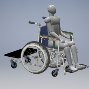 TEVA Wheelchair