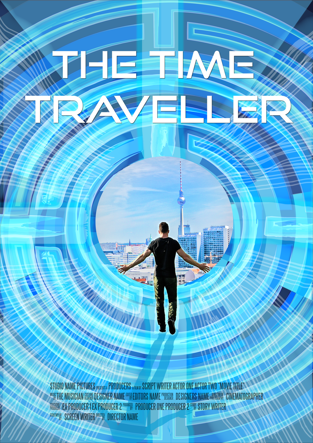Jovoto The Time Traveller Updated Follow Leader