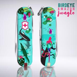 BIRDEYE Amazon Jungle