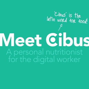 Cibus: a personal nutritionist for the Digital Worker