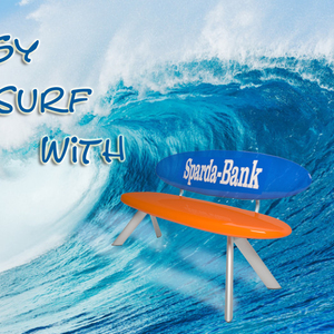 Surf a bench