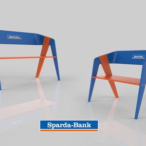 Sparda-Bank Bench