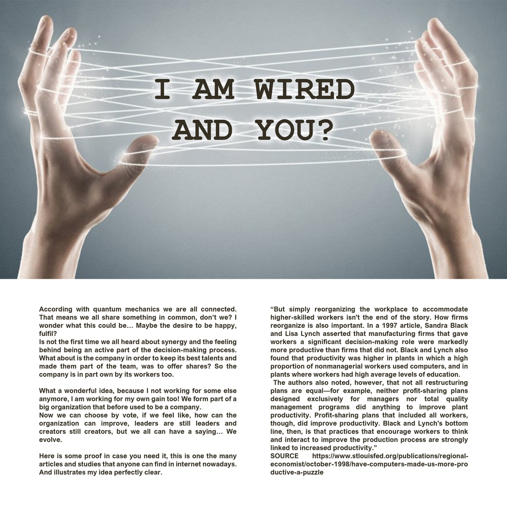 jovoto / I AM WIRED / Looking ForeWork / The ForeWork Initiative