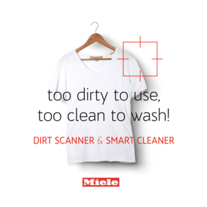 Dirt Scanner & Smart Cleaner