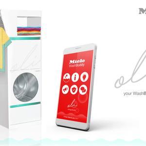 Oli wash Buddy and WashBuddy app
