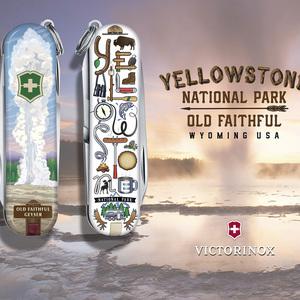 Yellowstone NP | Old Faithful ~ Wyoming USA