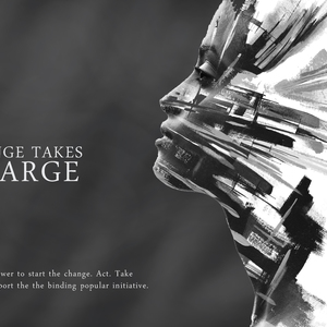 CHANGE TAKES CHARGE