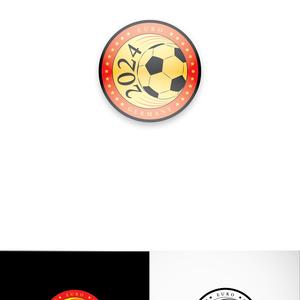 EURO 2024 Coin