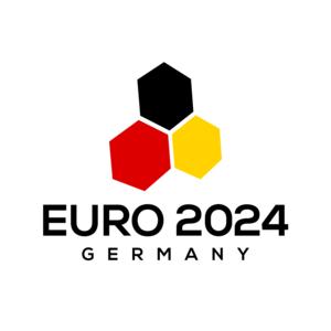 Hexagonal - EURO 2024 Logo