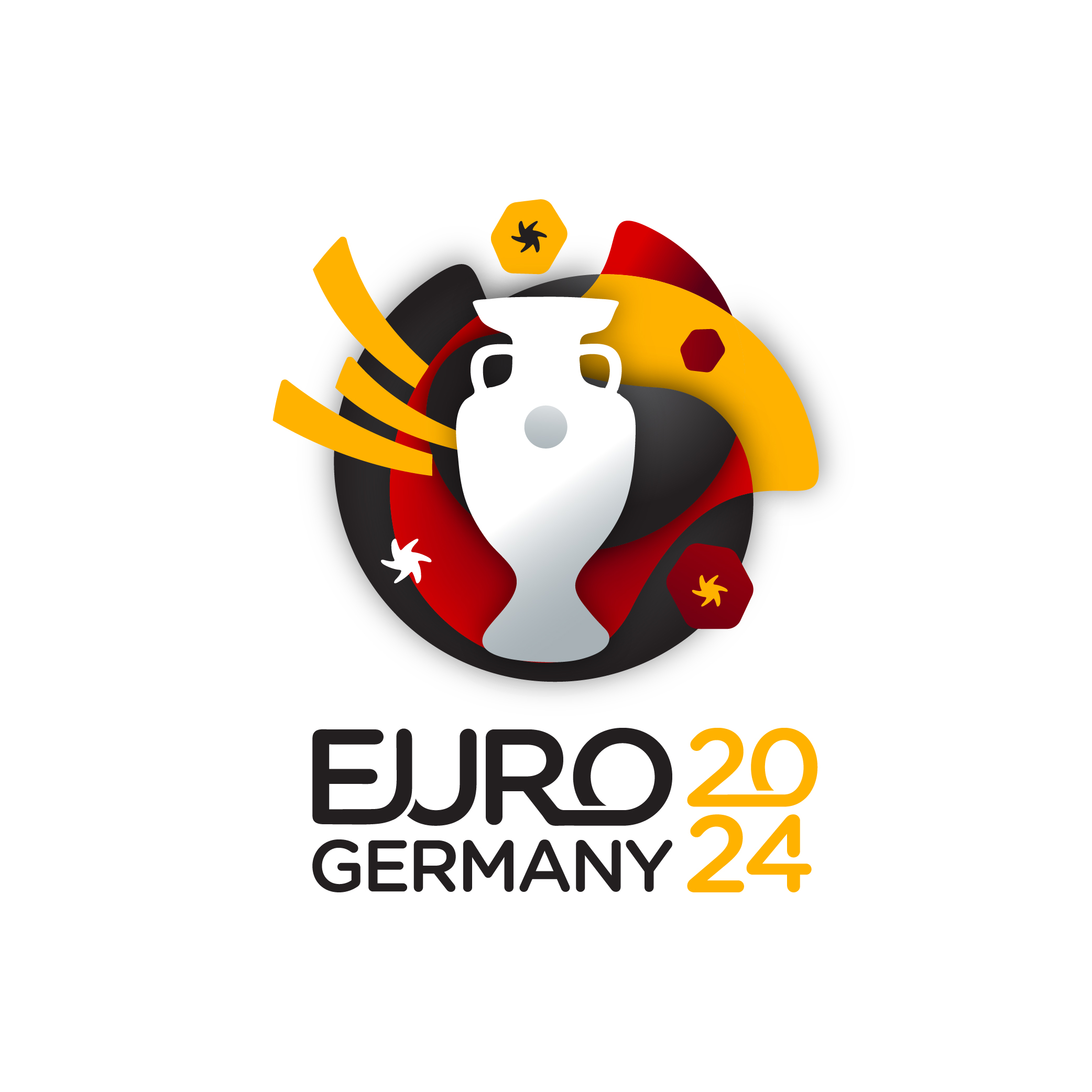 jovoto euro 2024 logo proposal aim shoot score your 2024 bid logo deutscher fussball bund jovoto euro 2024 logo proposal aim